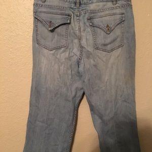 Apostrophe jeans